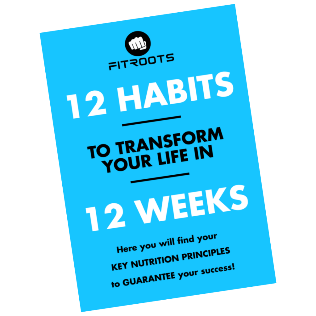 12 Habits To Transform Your Life In 12 Weeks