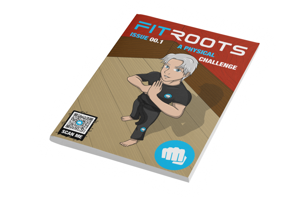 The FitRoots Comic Updates