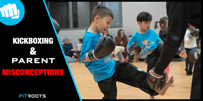 Kids Kickboxing 6 Common Misconceptions