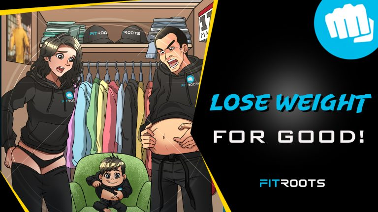 Lose weight for good