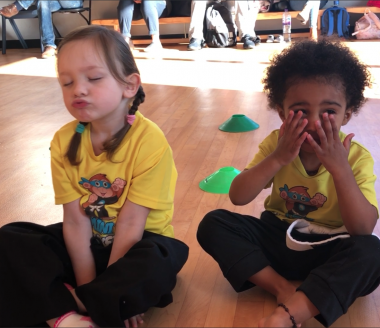 Toddler's-Meditation